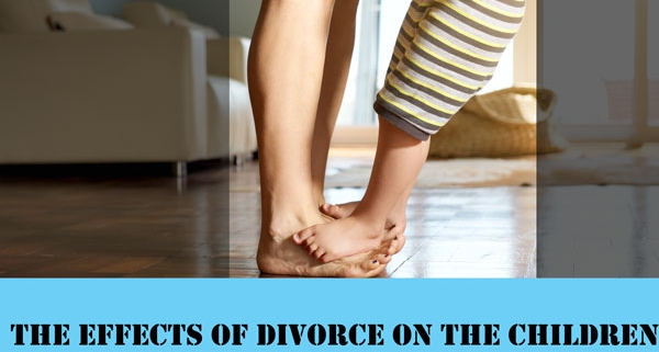 The Effects of Divorce on the Children.
