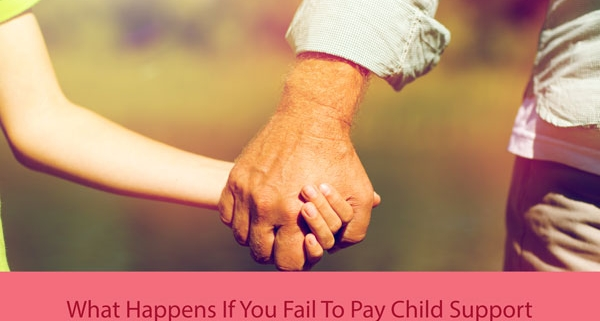 What Happens If You Fail To Pay Child Support