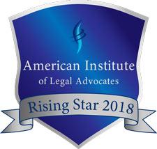 American Institute of Legal Advocates Rising Star Logo