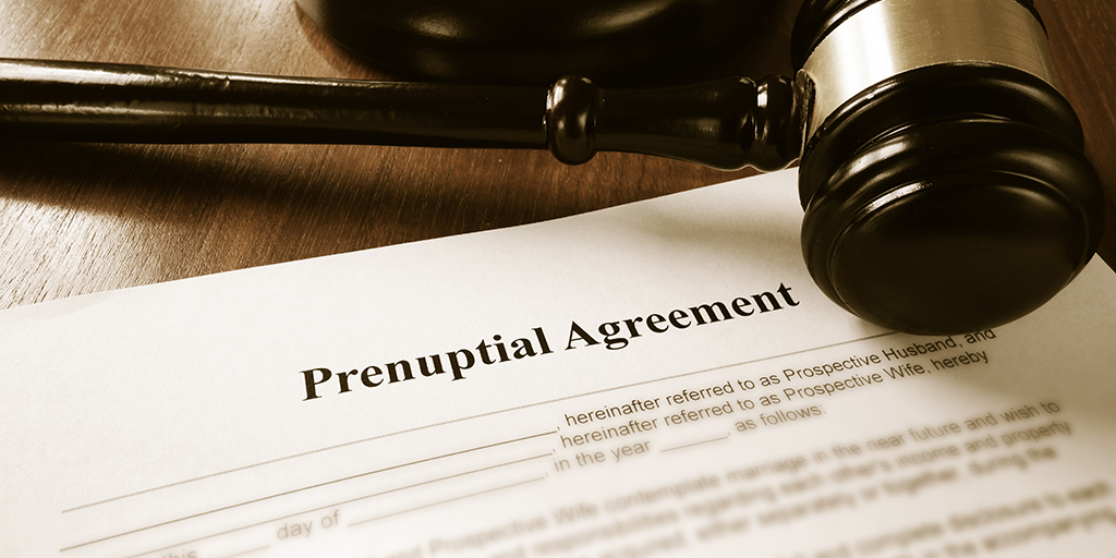 Everything you need to know about prenups
